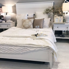 Load image into Gallery viewer, Hamptons Queen Bed Frame