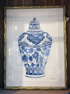 Style 1 of Jennifer Hunt Ginger Jar Prints