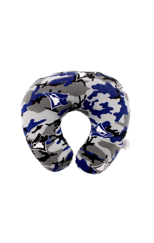 Toronto Blue Jays Camo Travel Pillow