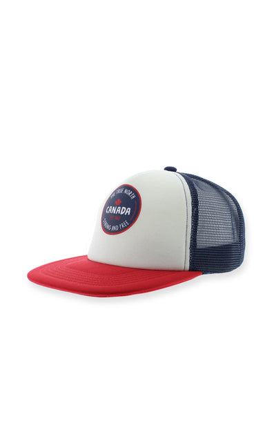 Canada Youth Mesh Back Caps