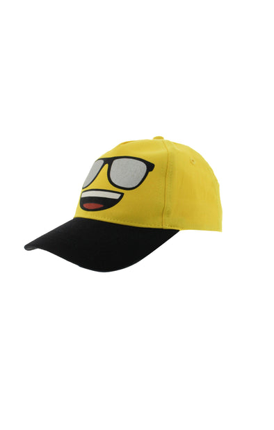 Emoji Kids Sunnies Baseball Cap
