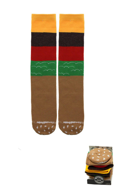 Mens Burger Socks