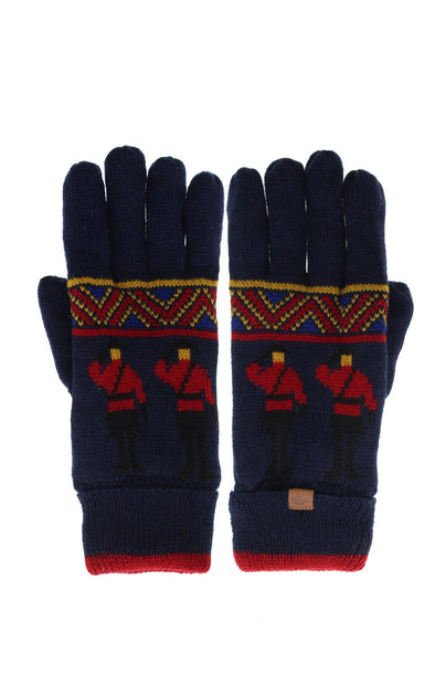 RCMP Men's Thermal Gloves