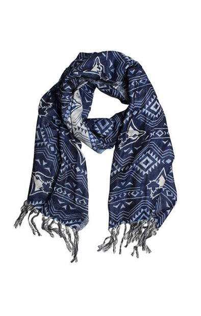 MLB Blue Jays Dark Blue Tapestry Scarf