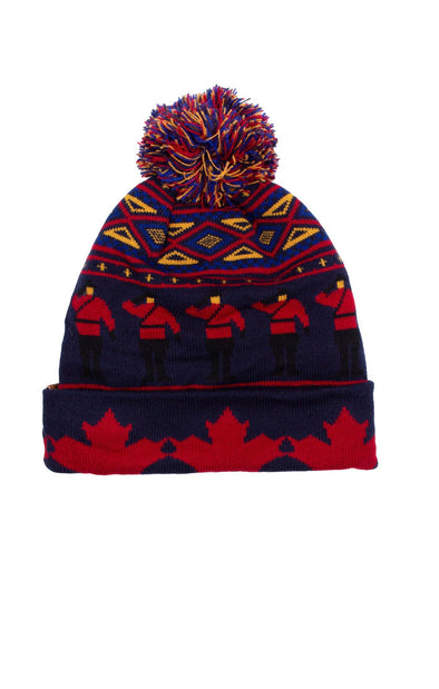 RCMP Adult Pom Pom Toque - BUWU