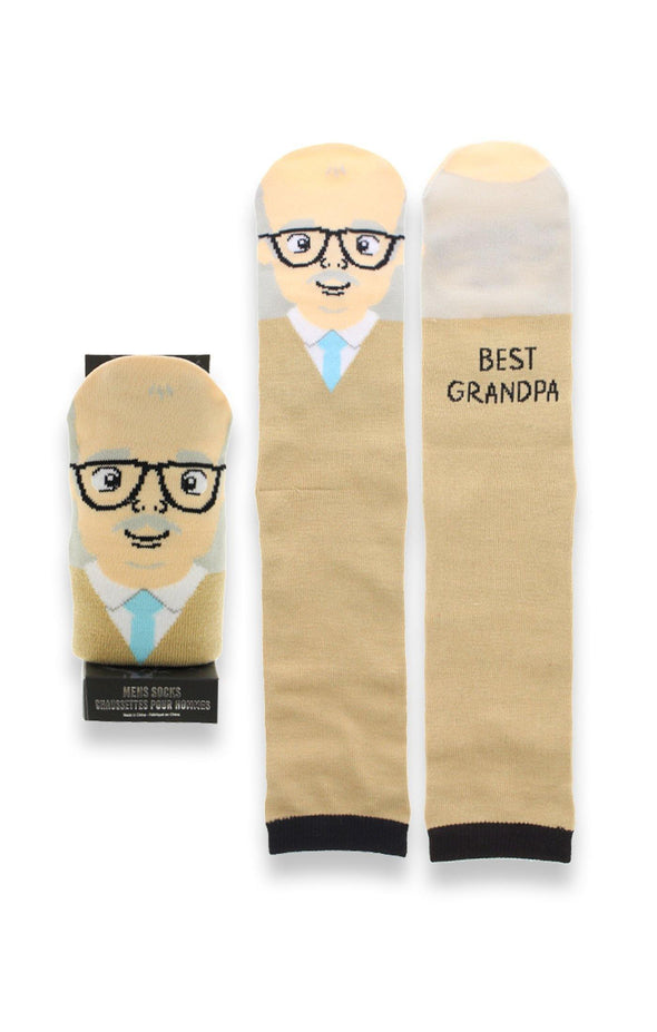Dad Character Socks - BUWU