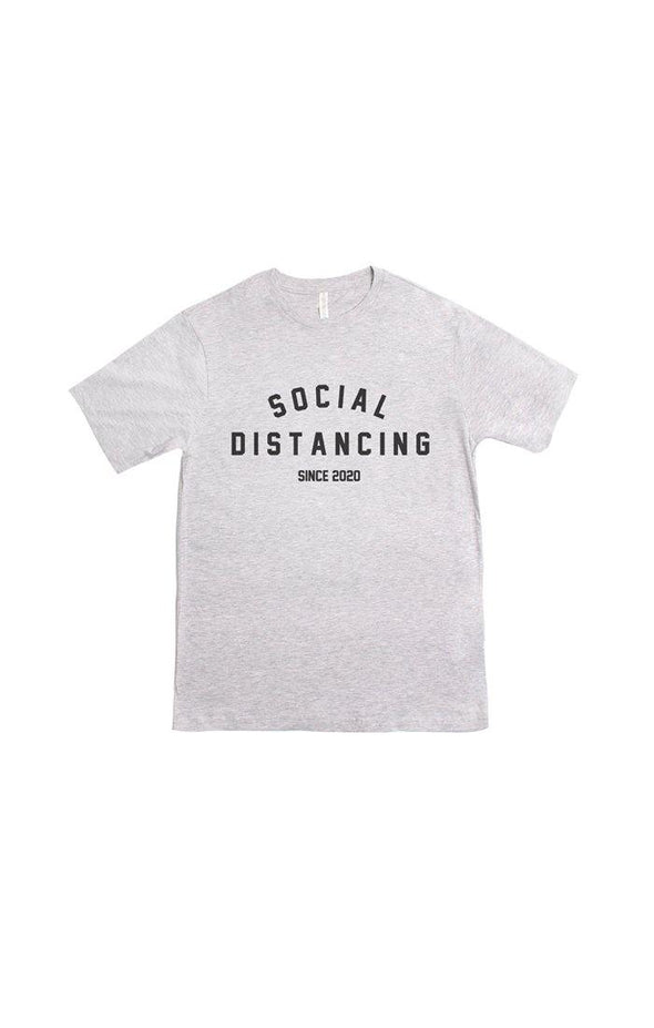 Kids Social Distancing Since 2020 T-Shirt - BUWU