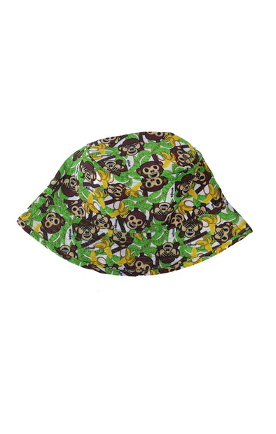 Emoji Kids Monkey Bucket Hat - BUWU