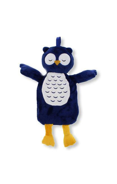 Plush Owl Hot Water Bottle