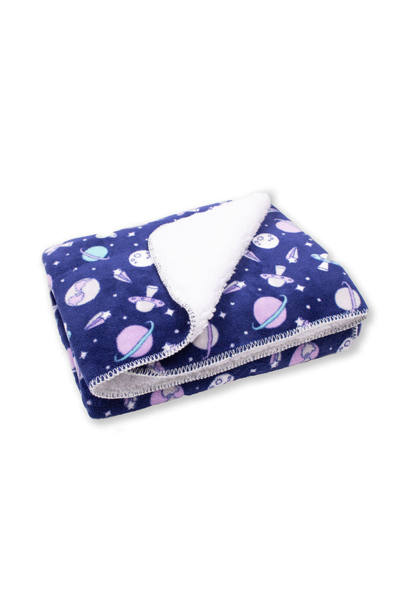 Space Plush Blanket - BUWU