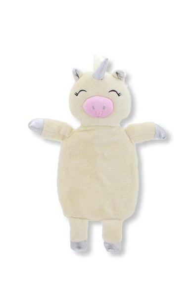 Plush Unicorn Hot Water Bottle