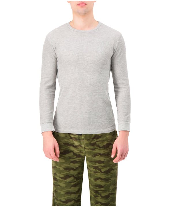 Mens Thermal Longsleeve Tees