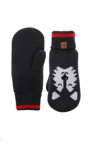 RCMP Kids Thermal Gloves - BUWU