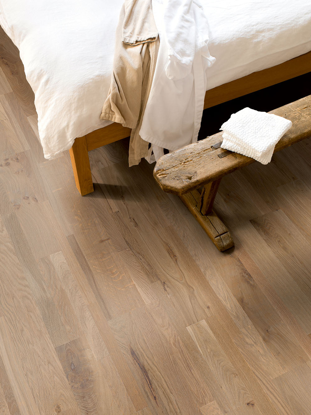 Benefits of recycled timber flooring