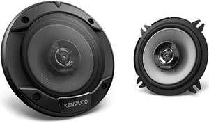 "Kenwood 5 1/4"" 2-Way Coaxial Speakers (KFC-1366S / KFC1366"
