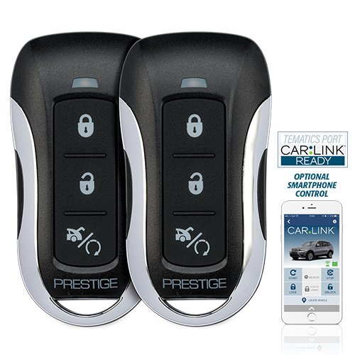 Remote Start with Keyless Entry (installation sold separately)