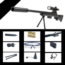 Load image into Gallery viewer, GEL BLASTER M24 BOLT ACTION SNIPER RIFLE (BLACK)