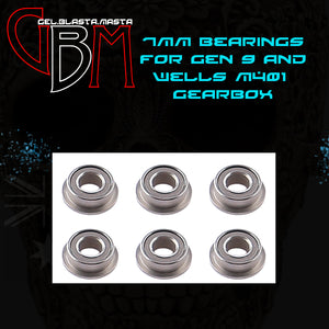 BEARINGS 7MM