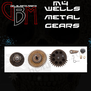 METAL GEARS WELLS M401