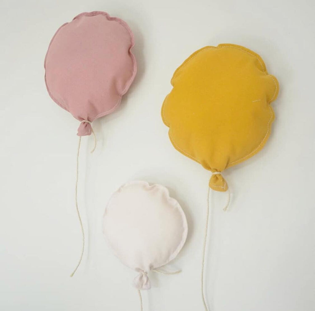 Fabric Balloons - Ava & Harper co