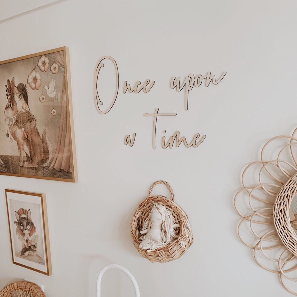 Once Upon a Time Wall Mate - Ava & Harper co