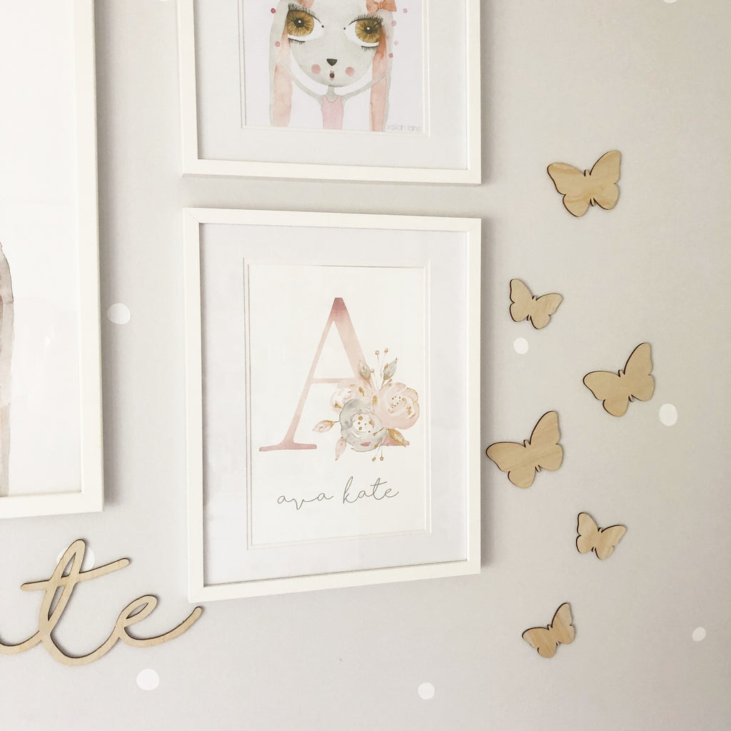 Butterfly Wall Mate Set of 6 - Ava & Harper co