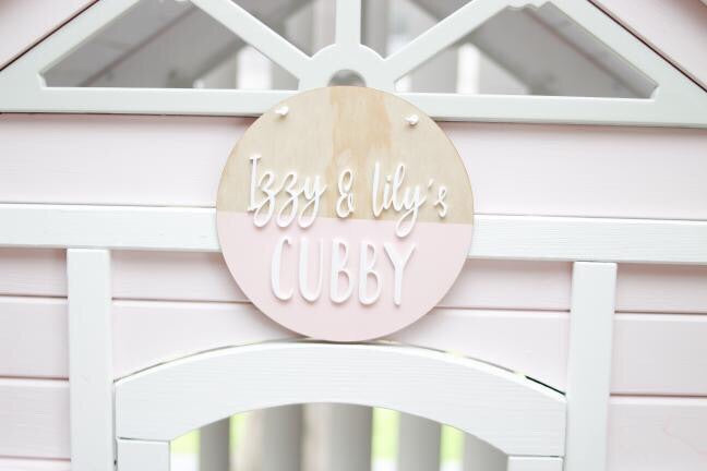CUBBY Wall Mate - Ava & Harper co