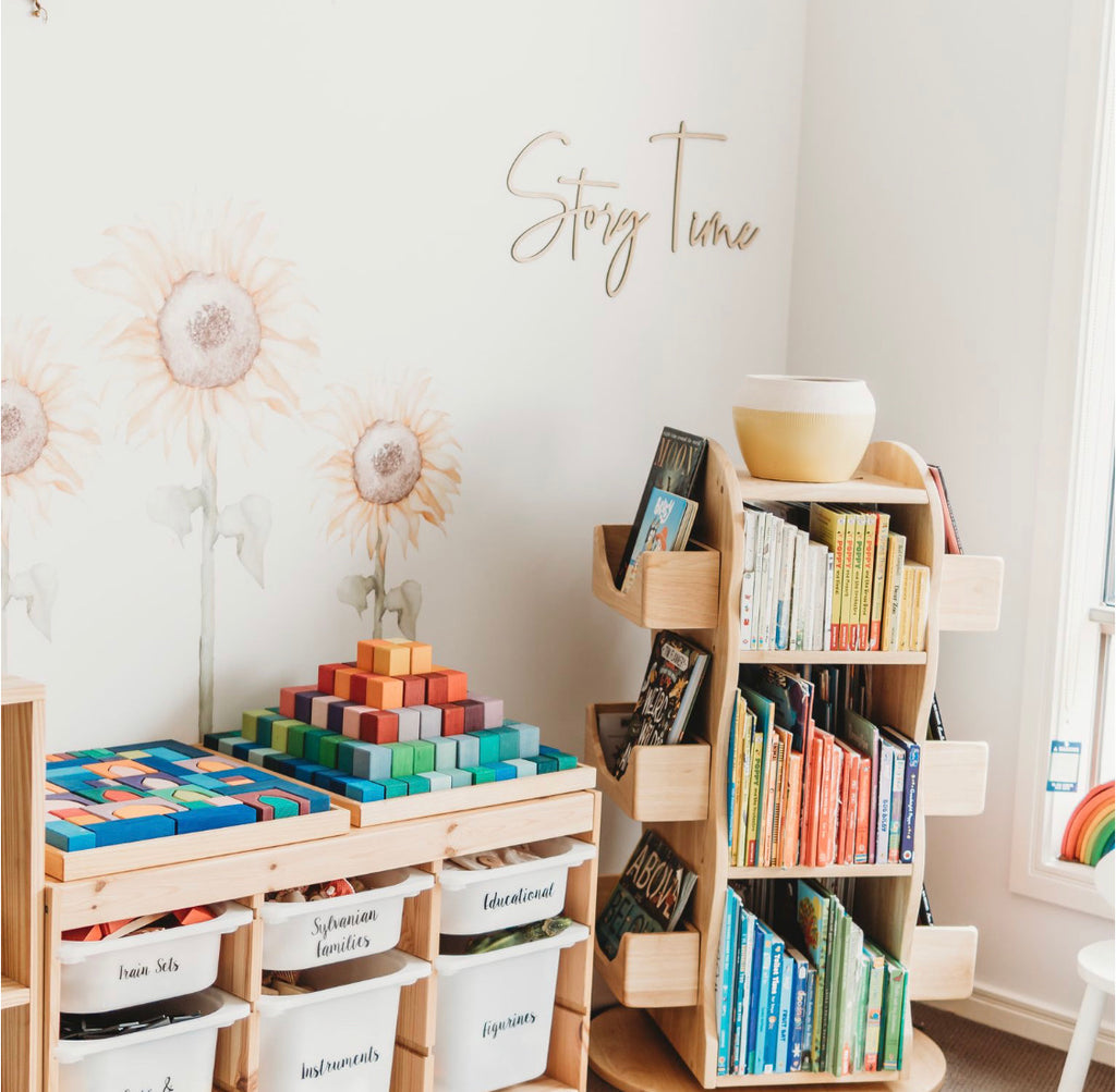 Story Time Wall Mate - Ava & Harper co