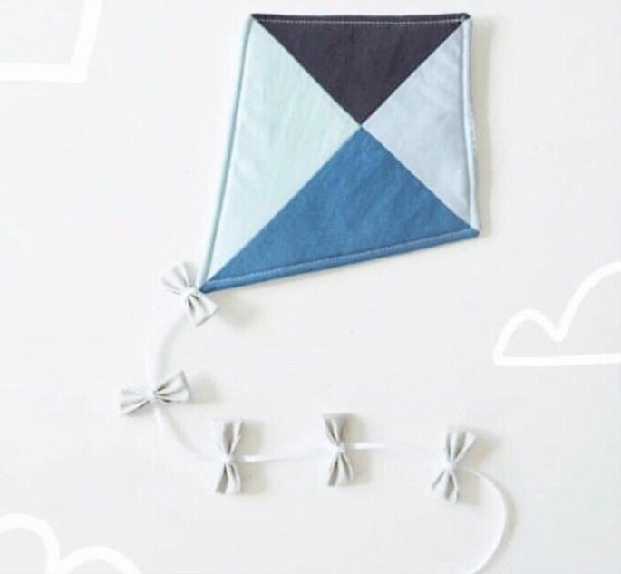 Fabric Kites - Ava & Harper co