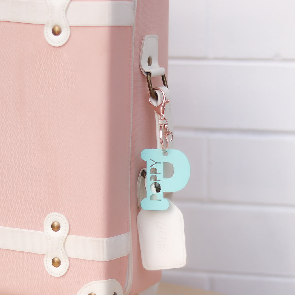 Cut Out Bag Tag / Key Ring - Ava & Harper co