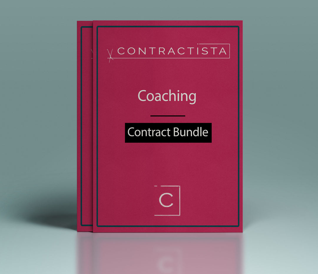 Coaching Bundle: Client Contract and Website Policies