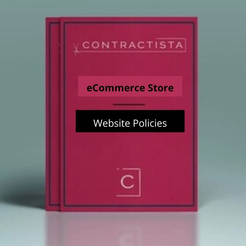eCommerce Store Policies Bundle