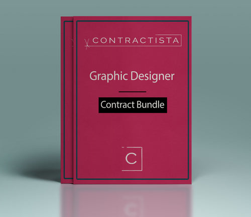 Graphic Designer Bundle: Contracts and Website Policies