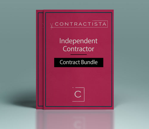 Independent Contractor Bundle: Contracts and Website Policies