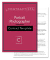 Portrait Photography Agreement Template