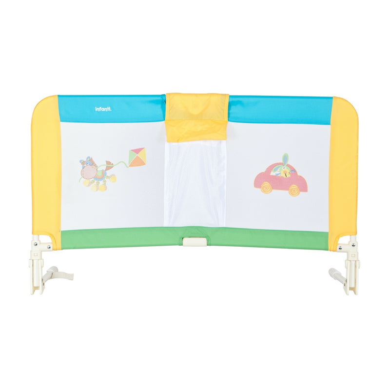 Baranda de Cama Infanti Safe Dreams, Toy Box