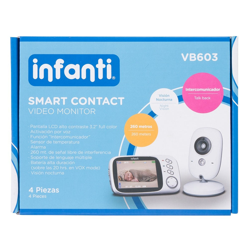 Video Monitor INFANTI Digital Easy Contact