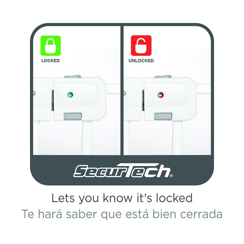 Puerta de Seguridad SAFETY 1ST con Auto Close