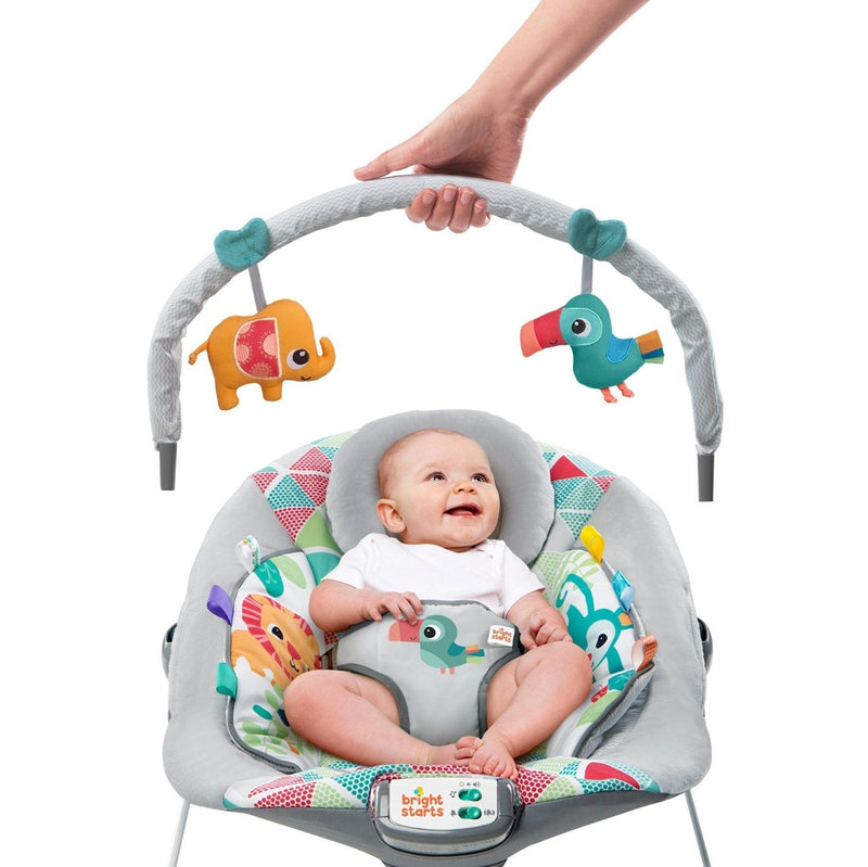 Silla Nido BRIGHT STARTS Toucan Tango Bouncer
