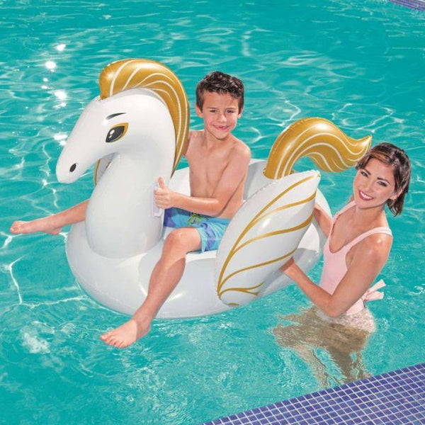 Flotador Inflable Bestway Luxury Pegaso 159 x 109 cm