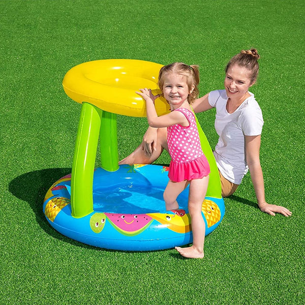 Piscina Inflable con Techo Bestway Fruit Canopy