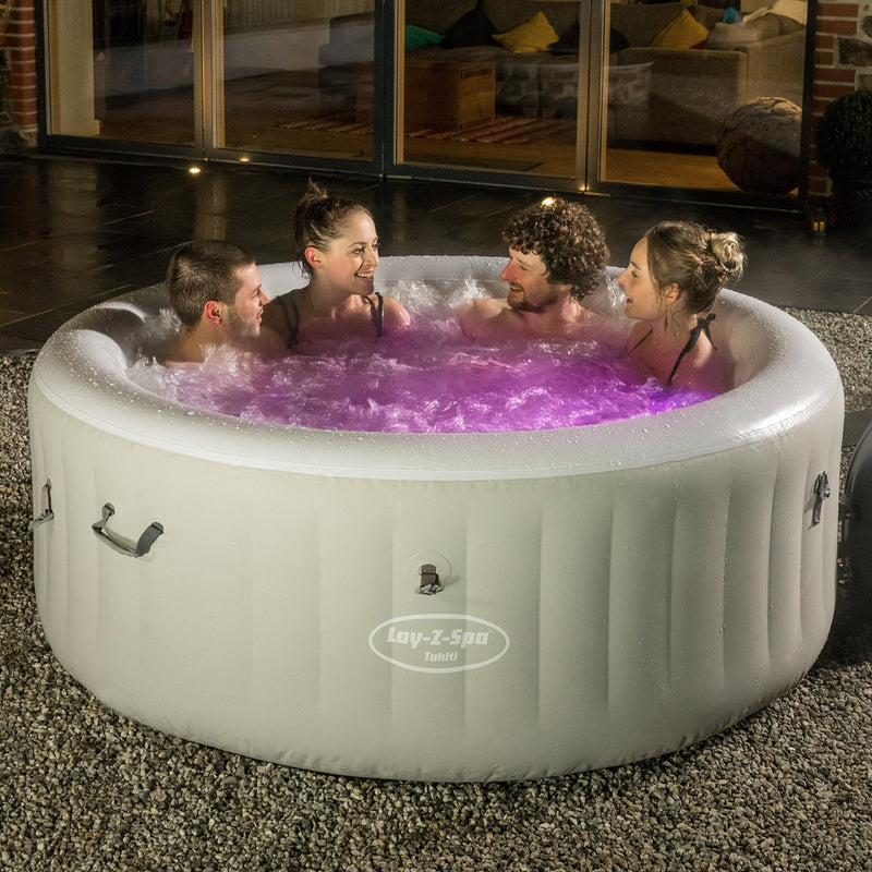 Spa Inflable Bestway Lay-Z-Spa Tahiti Airjet