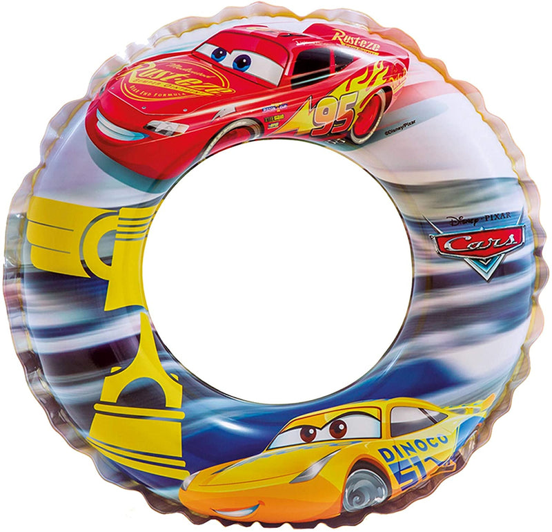 Flotador Inflable Intex Cars 51cm