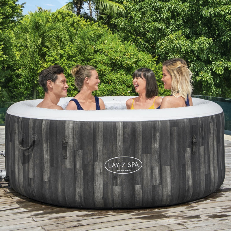 Spa Inflable Bestway Lay-Z-Spa Bahamas AirJet
