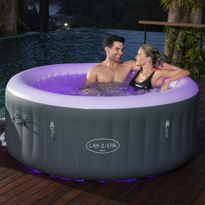 Spa Inflable Bestway Lay-Z-Spa Bali AirJet