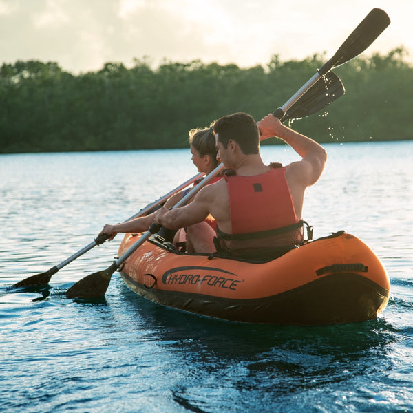 Bestway Kayak Inflable Ventura HydroForce para 2 Personas