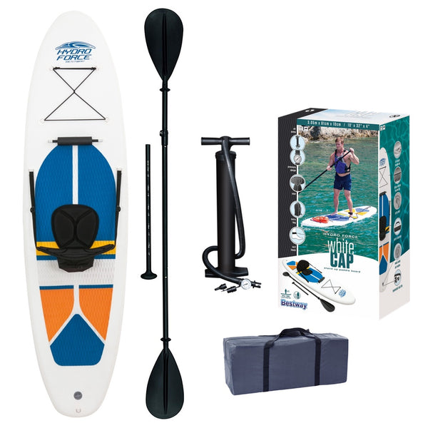 Bestway Tabla Paddle Surf White Cap SUP 10' HydroForce