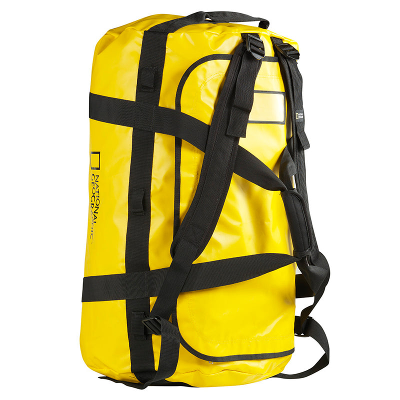National Geographic Bolso Travel Duffle 110 Litros, Amarillo