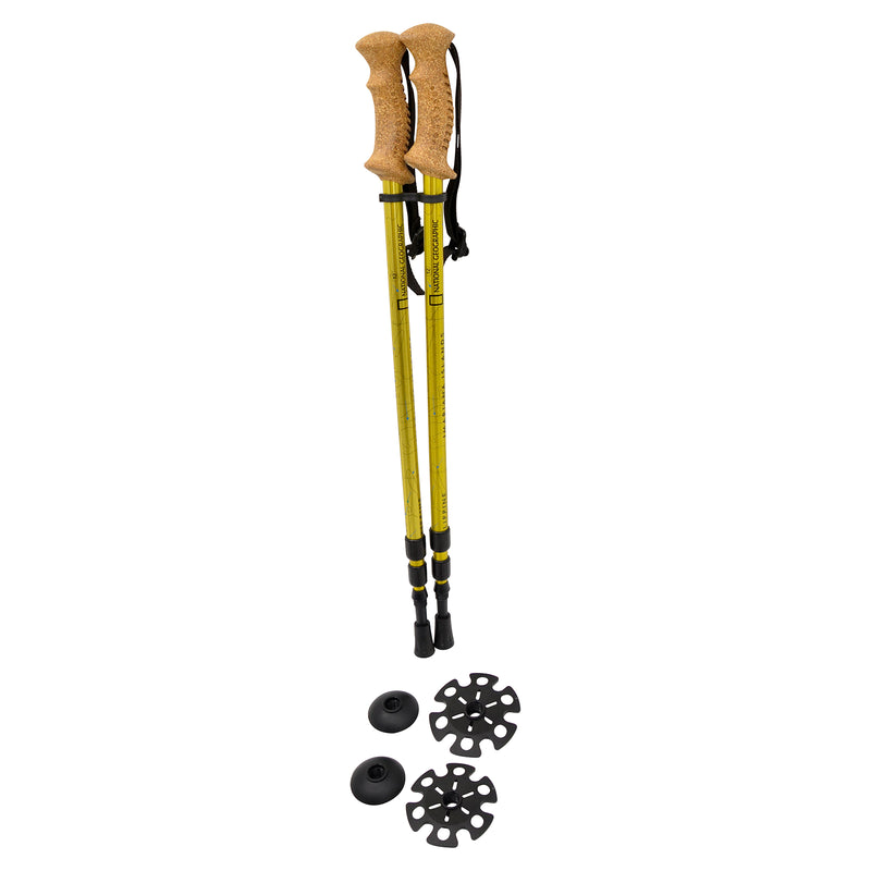 Set de Bastones de Trekking National Geographic Adventure