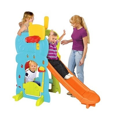 Centro de Juegos 5-en-1 Fisher-Price Activity Clubhouse